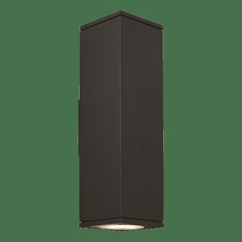 Tegel 18 Outdoor Wall bronze 3000K 80 CRI