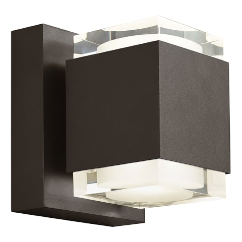 Voto 8 Outdoor Wall bronze 3000K 80 CRI