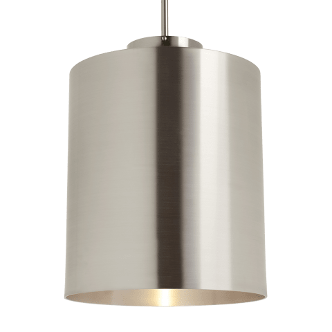 Hutch Pendant brushed aluminum 2700K 90 CRI led lo-output 90 cri 2700k 120v (t24)
