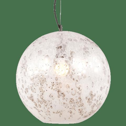 Malena Large Pendant Pearl Bubble antique bronze no lamp