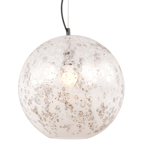 Malena Large Pendant Pearl Bubble antique bronze no lamp