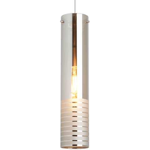 Matan Pendant Metallic Chrome satin nickel 2700K 90 CRI led 90 cri 2700k 120v (t20/t24)
