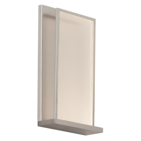 Istra Wall satin nickel led 80 cri 3000k 120v