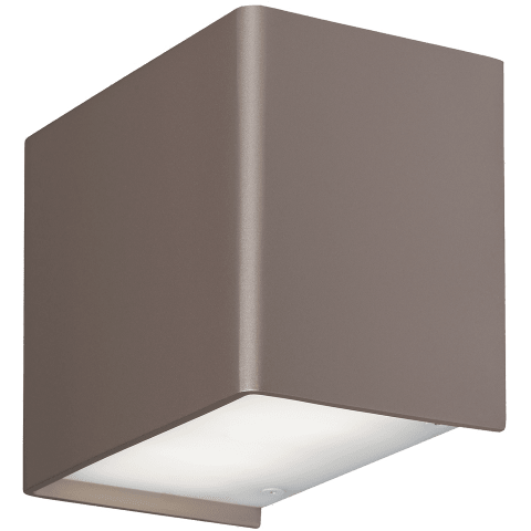 Kenton Wall gold 3000K 80 CRI integrated led 80 cri 3000k 120v