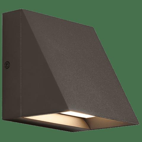 Pitch Single Outdoor Wall Single bronze 2700K 80 CRI led 80 cri 2700k 120v