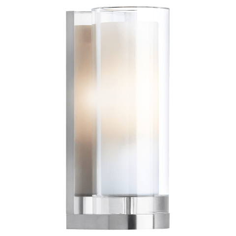 Sara Wall Clear chrome no lamp