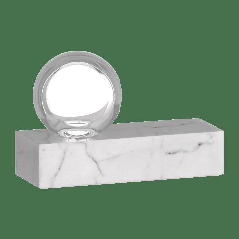 Mina Table Lamp white marble 2700K 90 CRI led 90 cri 2700k 120v-240v