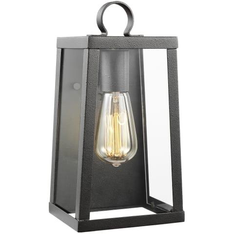 Marinus Small One Light Outdoor Wall Lantern Blacksmith