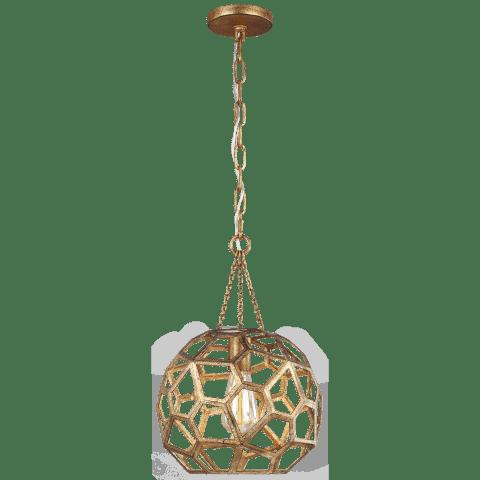 Feccetta Small Pendant Antique Gild