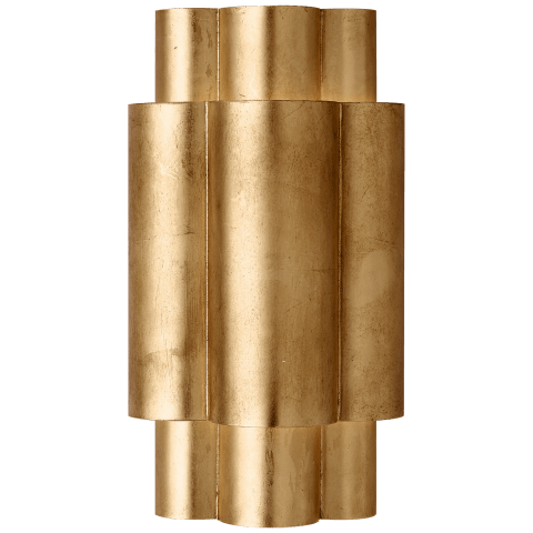 Arabelle Medium Sconce in Gild