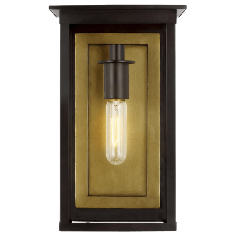 Freeport Medium Outdoor Wall Lantern Heritage Copper