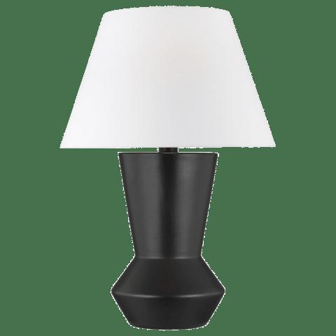 Abaco Table Lamp Coal Bulbs Inc