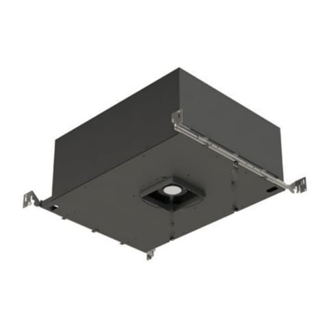 "4"" ELEMENT New Construction Adjustable Square Flanged Housing LED 2700K 80 CRI 18 High Output"