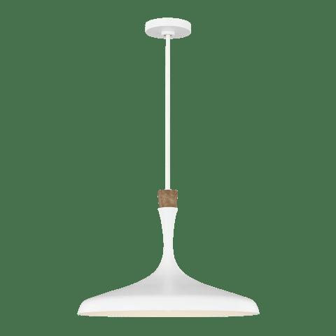 Darwin Large 1 - Light Pendant Matte White