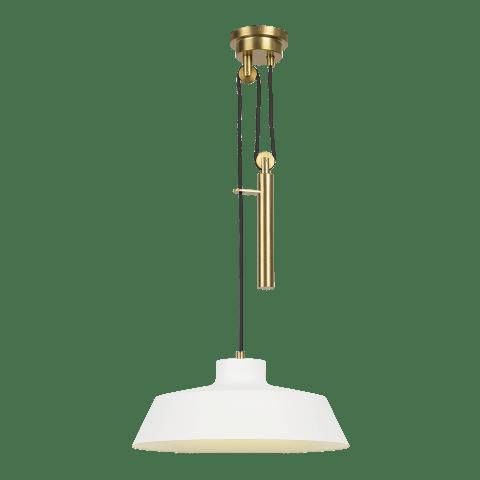 Candor 1 - Light Pendant Matte White