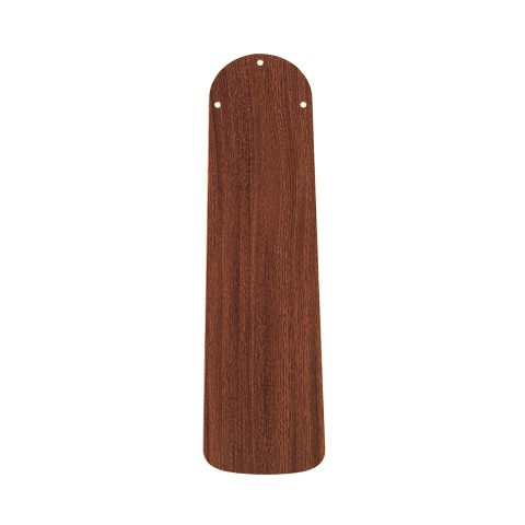 52'StandardDoubleBeveledBlades-,OvalTip Mahogany