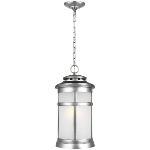 Newport Pendant Painted Brushed Steel