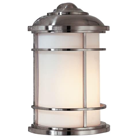 Lighthouse Pocket Lantern Brushed Steel