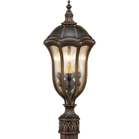 Baton Rouge 3 - Light Post Walnut
