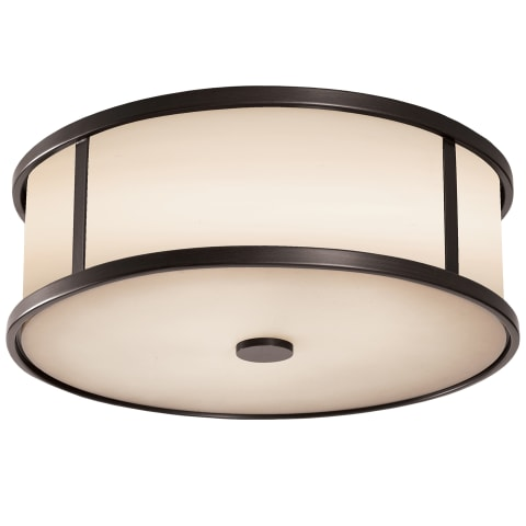 Dakota 3 - Light Ceiling Fixture Espresso