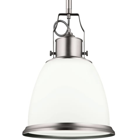 Hobson 1 - Light Pendant Satin Nickel