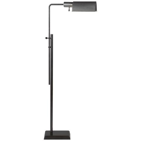 Pask Pharmacy Floor Lamp in Bronze