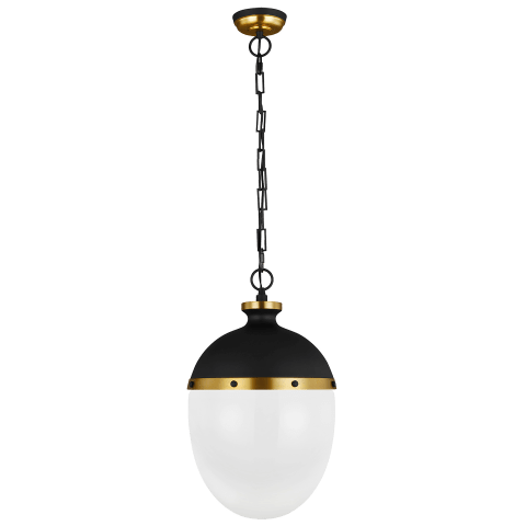 Aubry 2 - Light Pendant Midnight Black