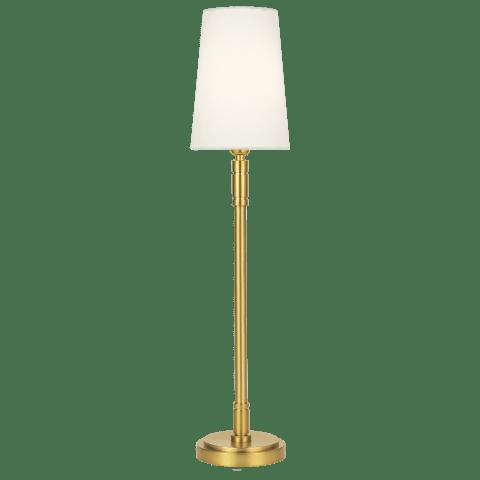 Beckham Classic Buffet Lamp Burnished Brass Bulbs Inc