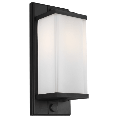 Logan Linear Short Sconce Aged Iron