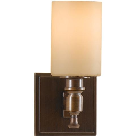 Sullivan 1 - Light Vanity Fixture Heritage Bronze