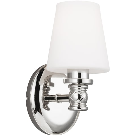 Xavierre 1 - Light Sconce Polished Nickel
