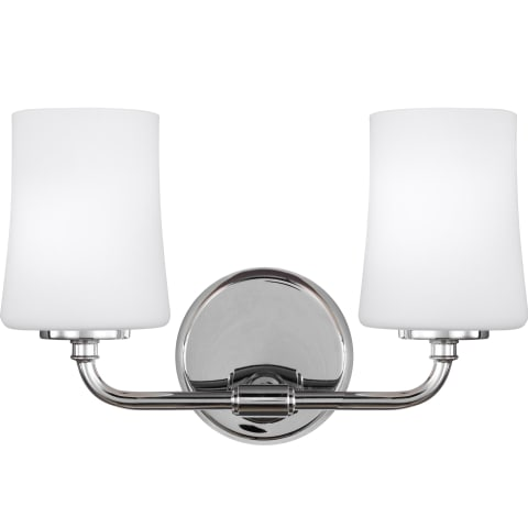 Jennie 2 - Light Vanity Chrome