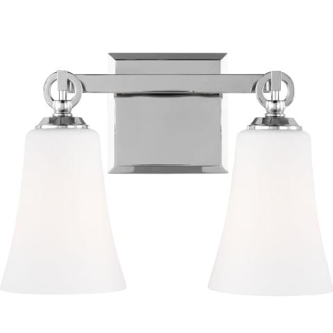 Monterro 2 - Light Vanity Chrome