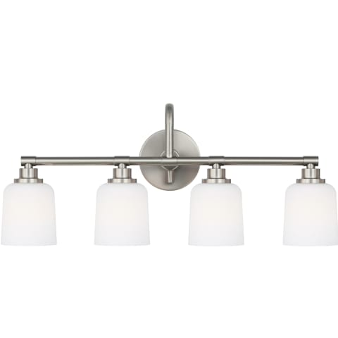 Reiser 4 - Light Vanity Satin Nickel