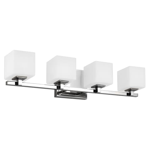 Sutton 4 - Light Vanity Chrome Bulbs Inc
