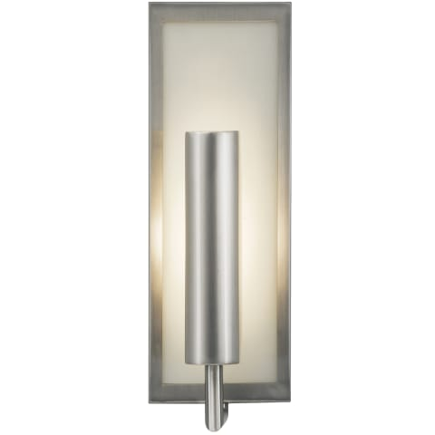 Mila 1 - Light Sconce Brushed Steel
