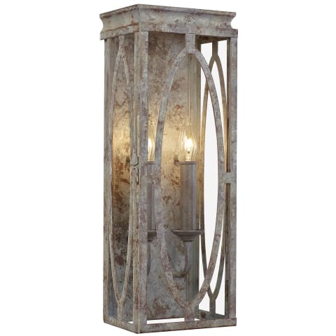 Patrice 2 - Light Wall Sconce Deep Abyss