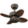 "20"" Mini 20 Fan -  Roman Bronze"