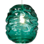 Audra Grande Pendant Surf Green satin nickel 3000K 90 CRI 12 volt led 90 cri 3000k (t20/t24)