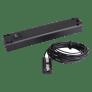 75w 12V Zero-Load Hardwire Electronic Transformer Black