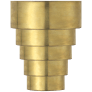 Micah Sconce in Hand-Rubbed Antique Brass