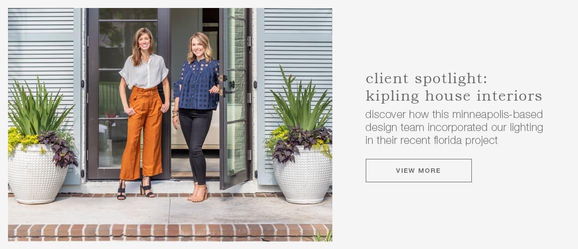 Client Spotlight: Kipling House Interiors