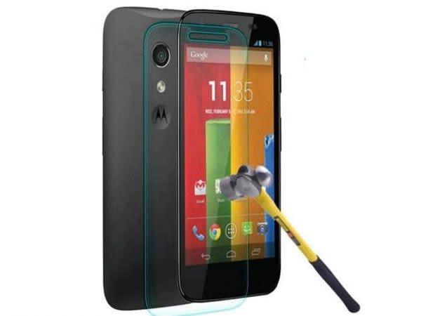 Cristal Templado para Motorola Moto G2 - Transparente