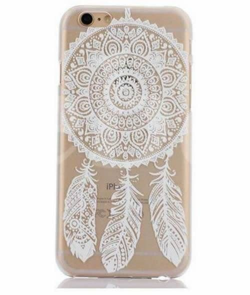 Mandala Case A iPhone 6 / 6S - Transparente