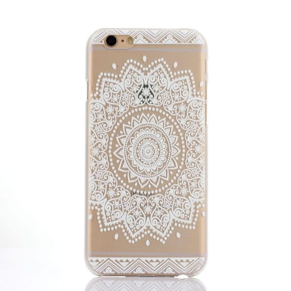 Mandala Case C iPhone 6 / 6S - Transparente