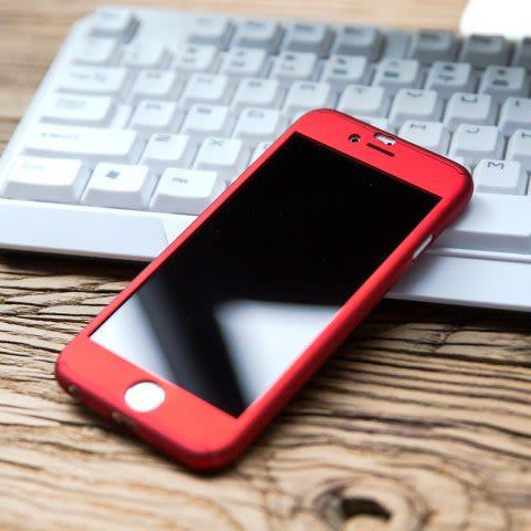 Funda 360 Case para iPhone 6 / 6S - Multicolor