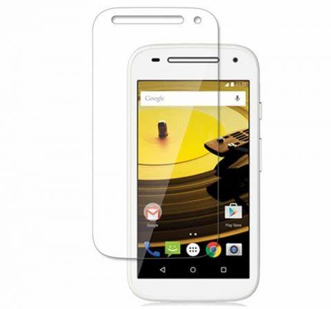 Cristal Templado Motorola Moto E2 - Transparente