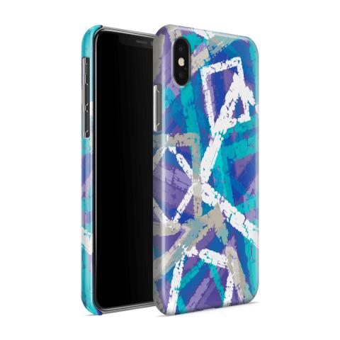Funda Case Trendy Abstract 604 - Multicolor