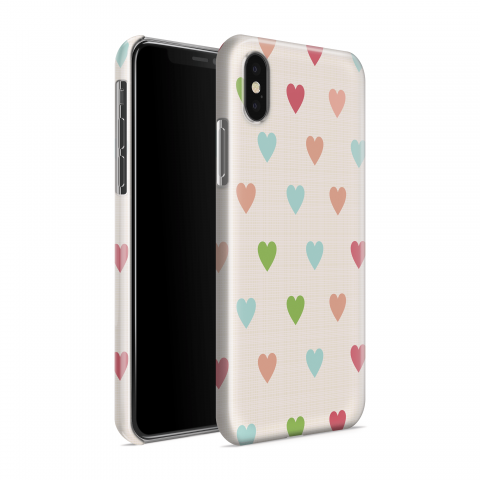 Funda Case Trendy Hearts 868 - Multicolor