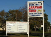 Caravan Park Business in Peak Hill